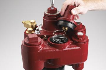 Погружной насос STP Red Jacket тип З75Г17-3RJ2(50 Гц,380 В,0.75 л.с., 0.56 кВт, до 180 л/мин) с теле